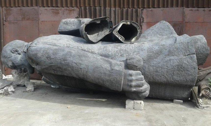 Охрана, отмена: памятники Ленину больше не продают