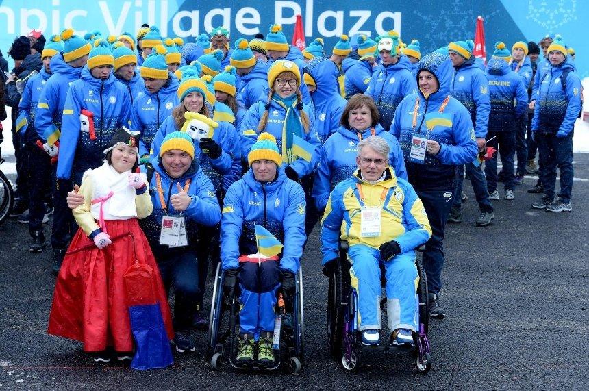 В Киеве откроется официальная фан-зона Паралимпиады