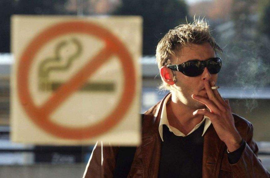 Тут палять: як кияни дотримуються заборони на куріння в громадських місцях
