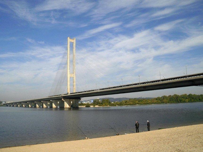 Движение по Южному мосту ограничат на несколько дней
