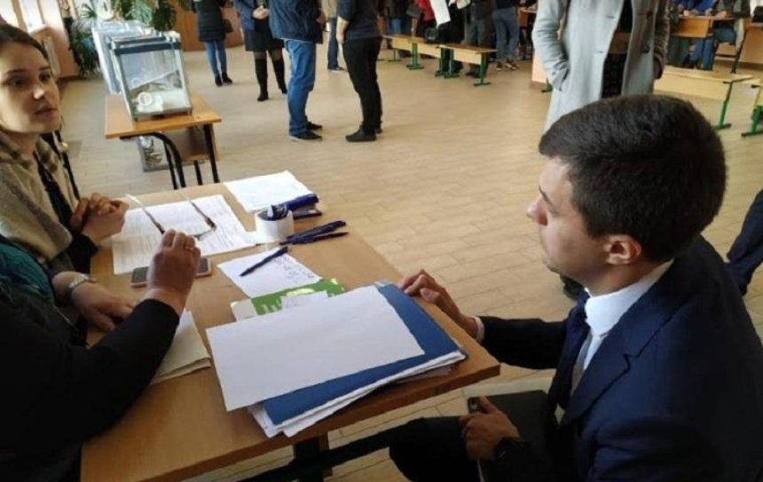 Активисты Центра защиты киевлян о нарушениях на выборах