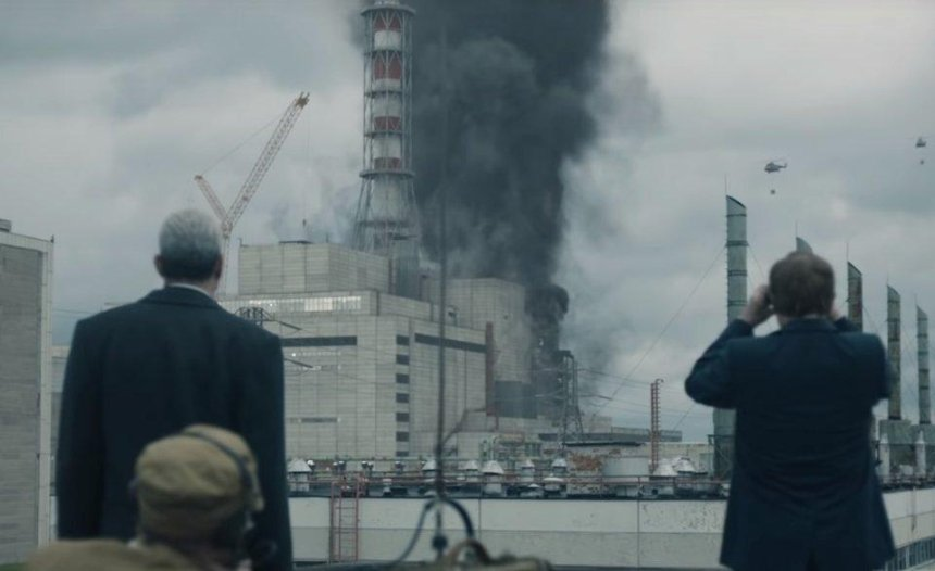 Вышел трейлер сериала «Чернобыль» (видео)