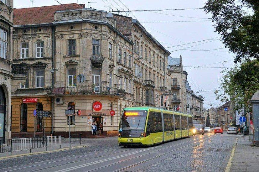 Київ відмовився купувати трамваї львівського «Електронтрансу»
