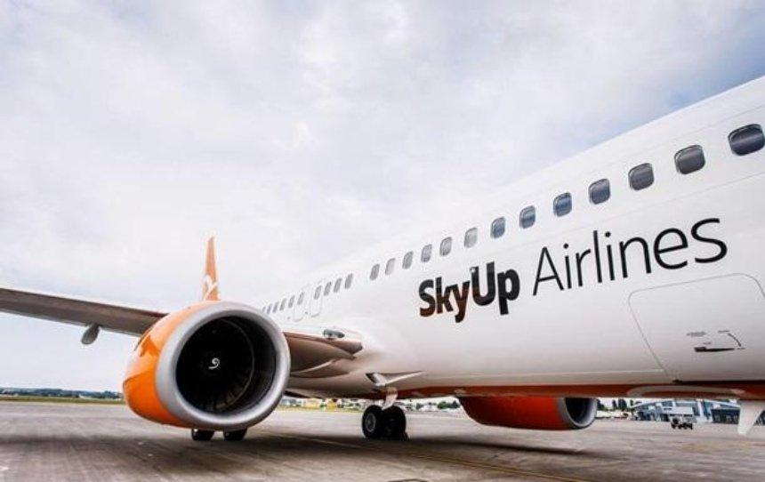 SkyUp відкрив прямі авіарейси з Києва до Хорватії