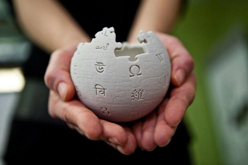 Вукраинской «Википедии» создан миллион статей