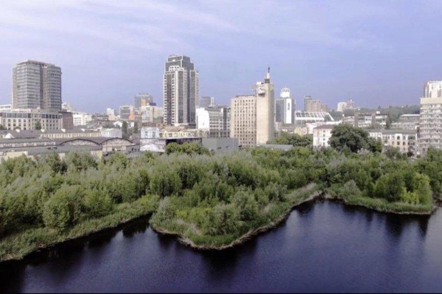 Парк возле «Олимпийской»: петиция собрала необходимое количество голосов
