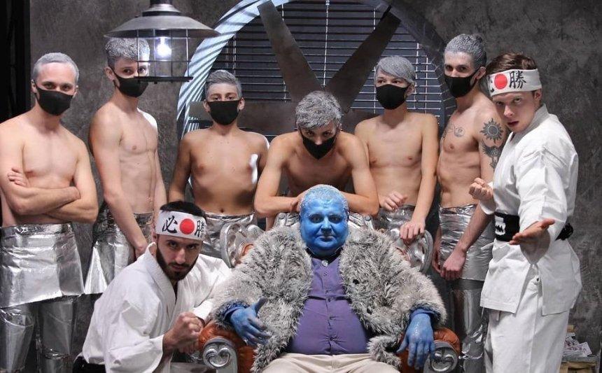 «Дай воды»: киевская фанк-группа высмеяла ЖЭКи в новом клипе