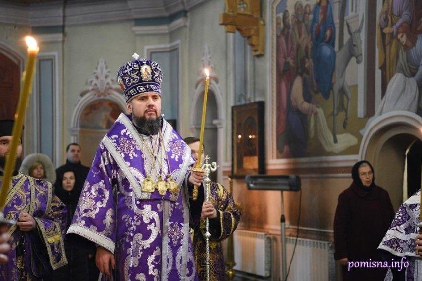 Православная церковь Украины впервые проведет воскресную службу онлайн