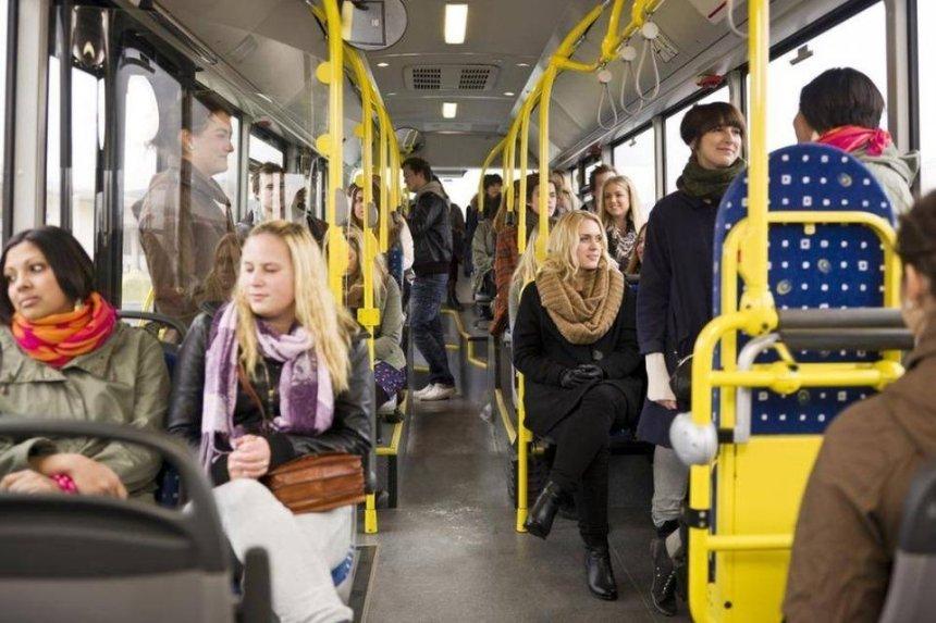 В МОЗ рассказали, как будут контролировать количество пассажиров в транспорте