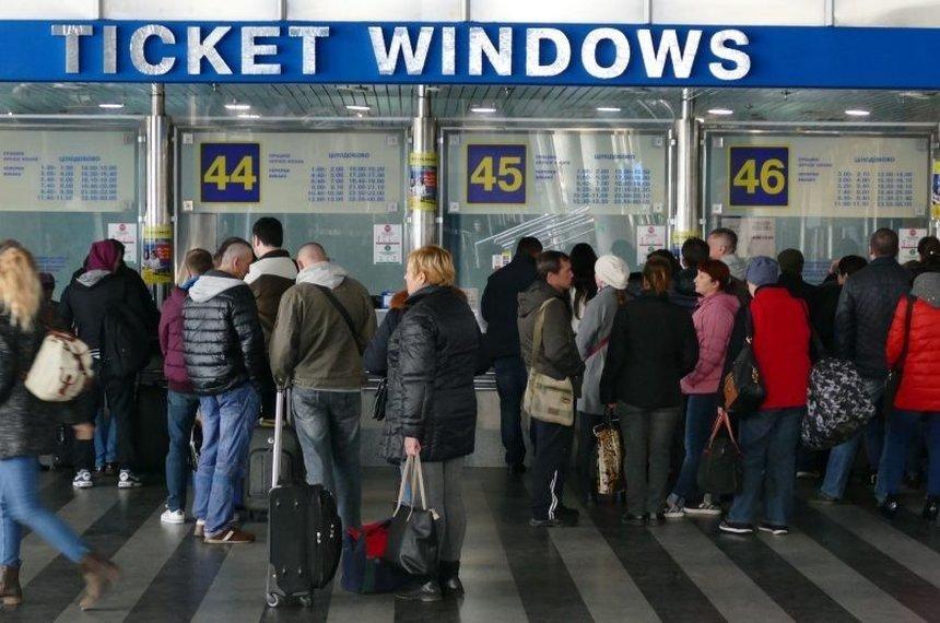 «Укрзализныця» вернет деньги за билеты на все внутренние поезда