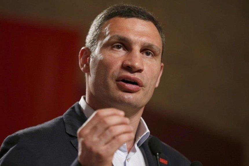 «Это грабеж местных бюджетов»: Кличко раскритиковал законопроект о поддержке бизнеса