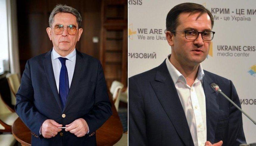 Глава МОЗ Емец и глава Минфина Уманский подали в отставку, — Ирина Геращенко