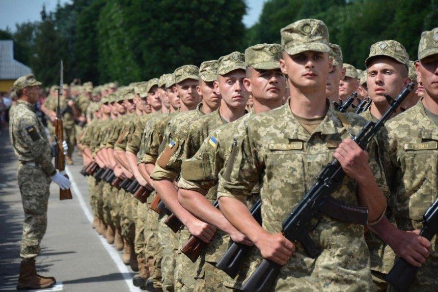 В Украине на время карантина приостановили весенний призыв