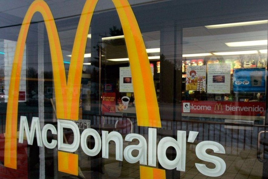 McDonald's ушел накарантин— работать будут только доставка иMcDrive