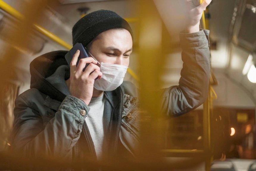 В общественный транспорт Киева будут пускать только в масках, — КГГА