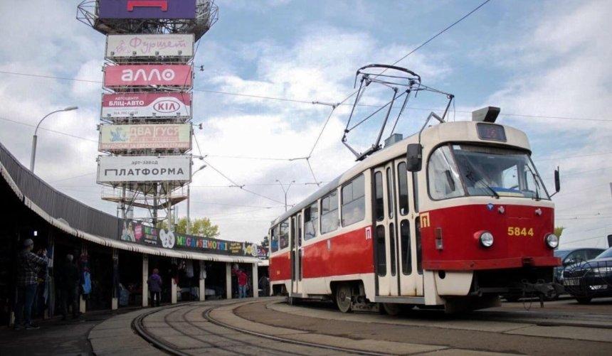 Наремонт истроительство трамвайных линий вКиеве хотят выделить еще 733 млн грн