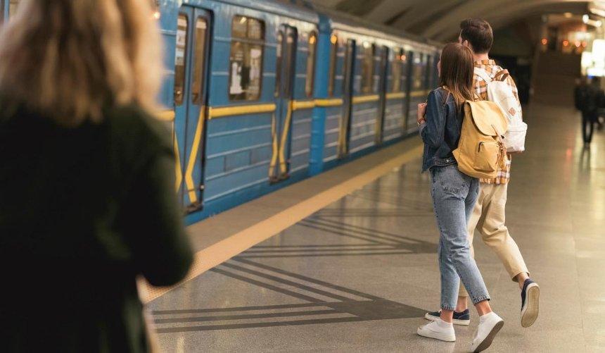 Карта свиданий: накаких станциях столичного метро чаще назначают первые встречи