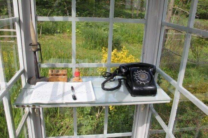 В Японии появилась телефонная будка для связи с умершими