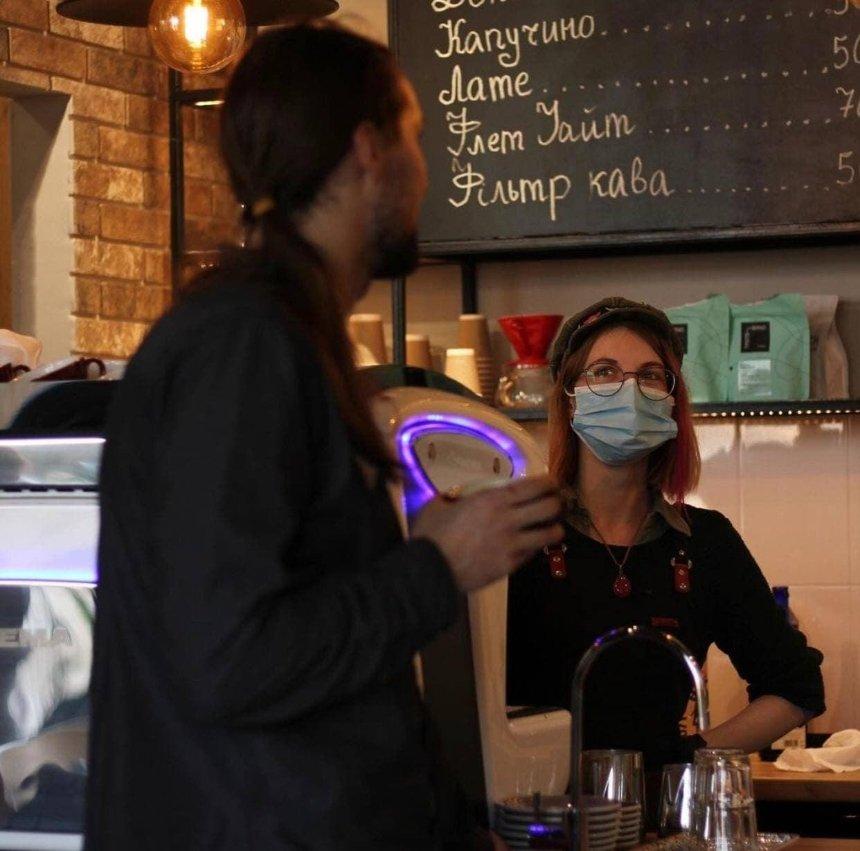Новое место: кофейня Ca Va Cafe на Виноградаре
