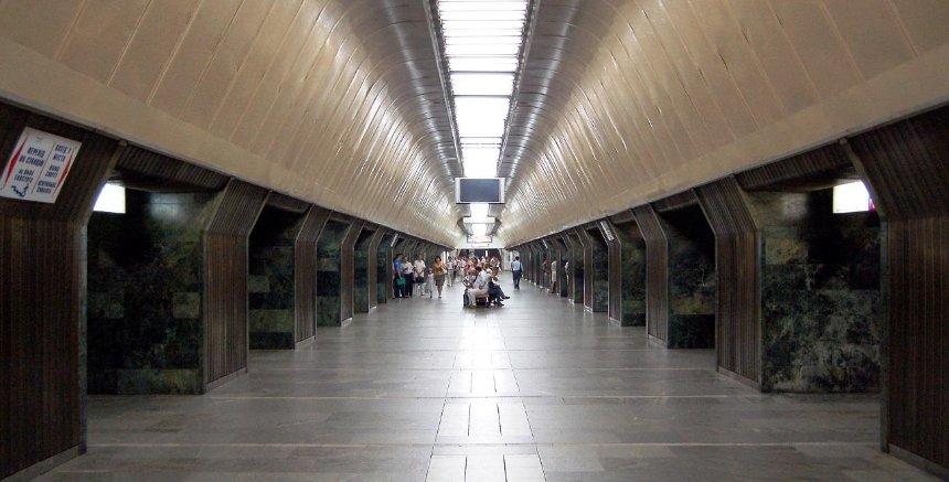 Вечером возможны изменения в работе трех центральных станций метро