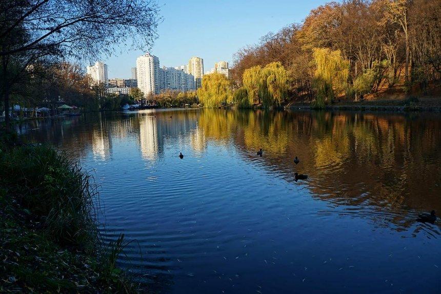 В Киеве планируют отремонтировать Голосеевский парк: что там будет