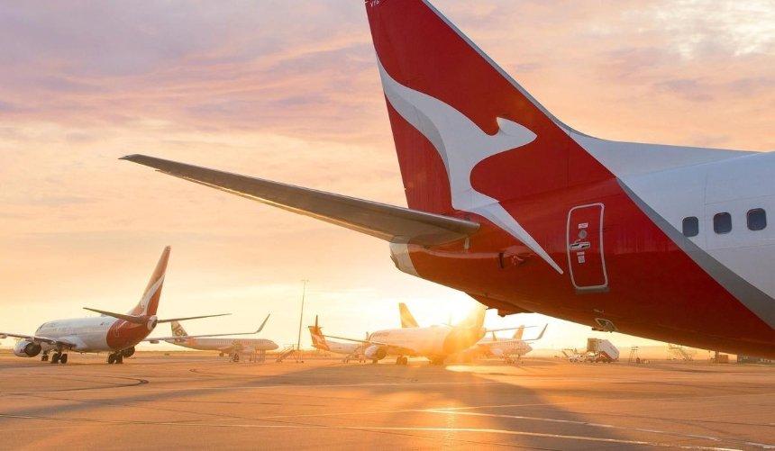 Австралийская авиакомпания Qantas начала продавать билеты соскрытым местом назначения