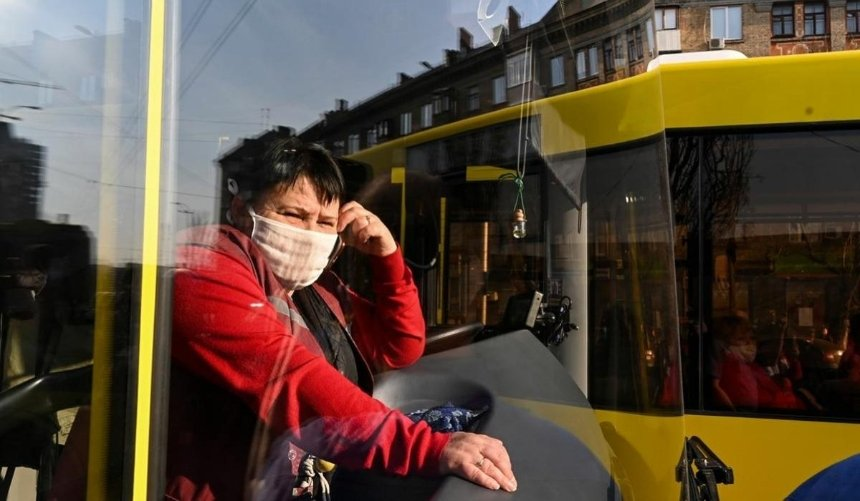 В«красной» зоне карантина запретили работу общественного транспорта