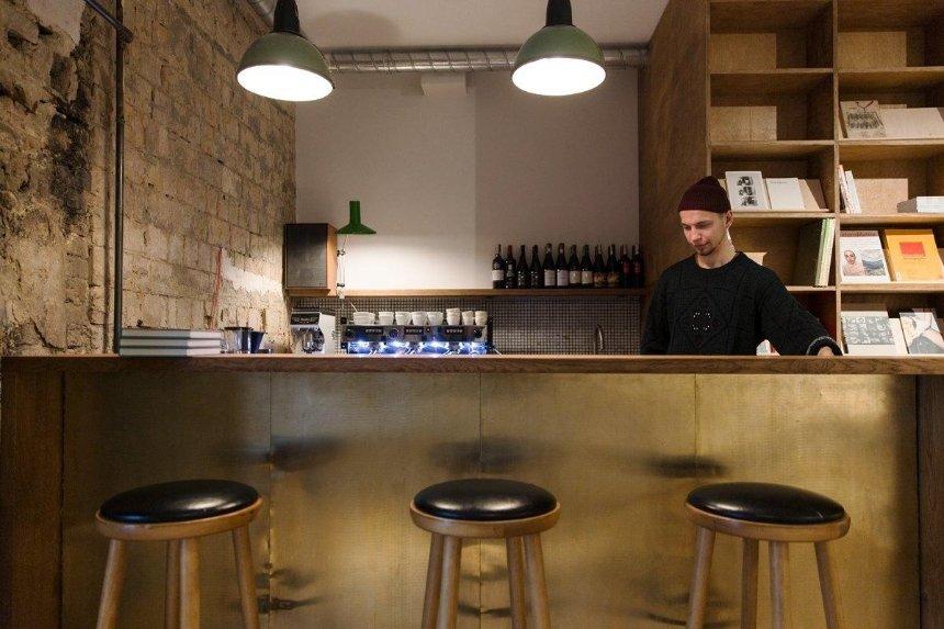 Новое место: обновленный The Naked Bar на Рейтарской