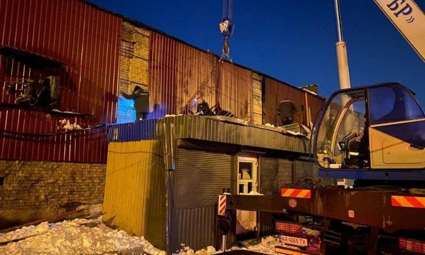Улицу и подземный переход в столице очистили от МАФов