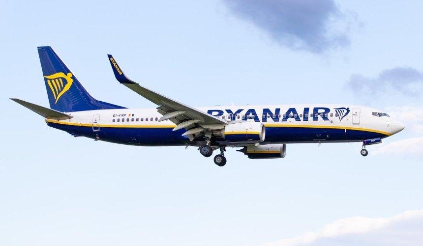 Ryanair запускает 18маршрутов изУкраины: список направлений
