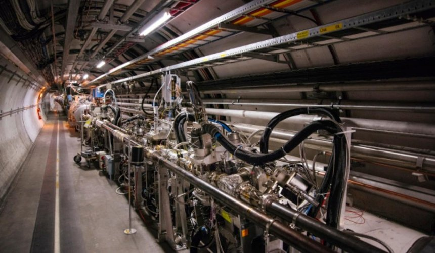 Ученые открыли элементарную частицу, которая подтверждает существование новой формы материи