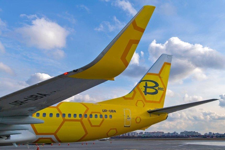 Лоукостер Bees Airline назвал первые маршруты и цены