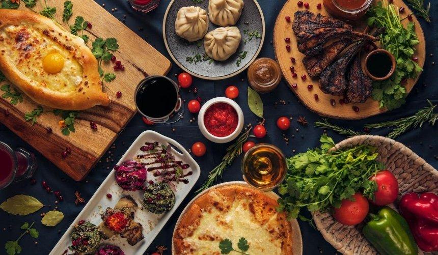 Новое место: грузинская кухня вкафе «Стумари» наПечерске