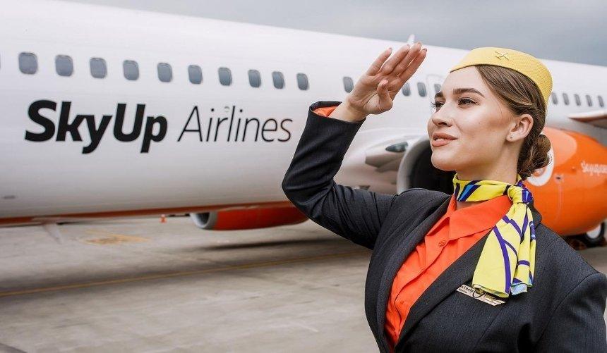 SkyUp возобновляет рейсы изКиева вЛарнаку: дата ичастота полетов