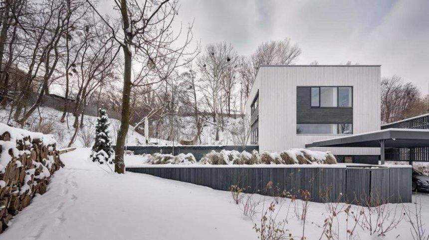 Archdaily написали о доме на Татарке от архитектурного бюро Drozdov & Partners