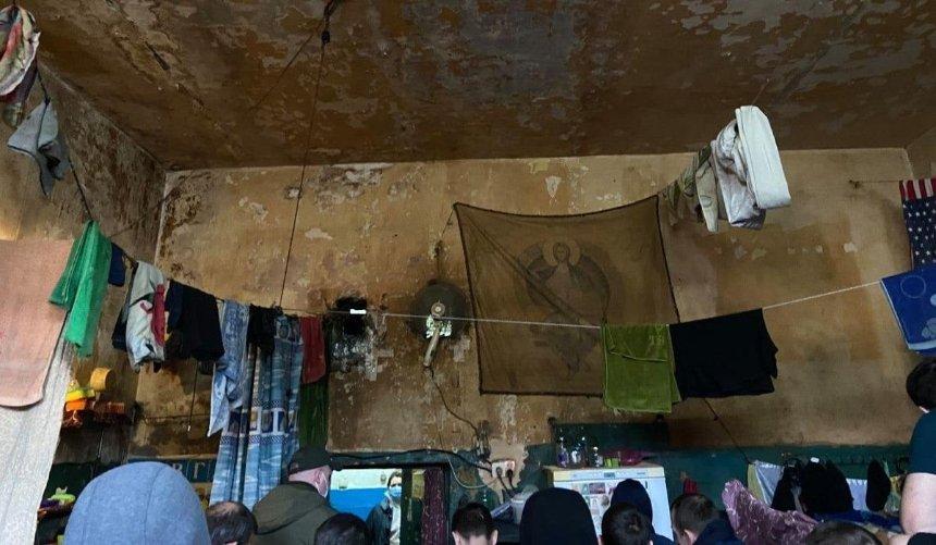 Грибок настенах исон наполу: вкамерах Киевского СИЗО выявили ряд нарушений