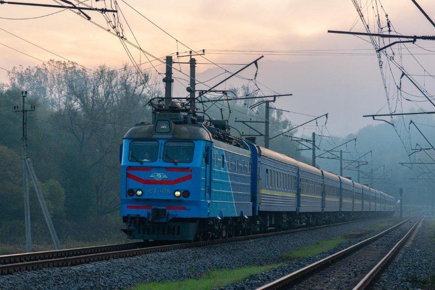 УЗ остановила продажу билетов в Закарпатье — регион попал в «красную» зону