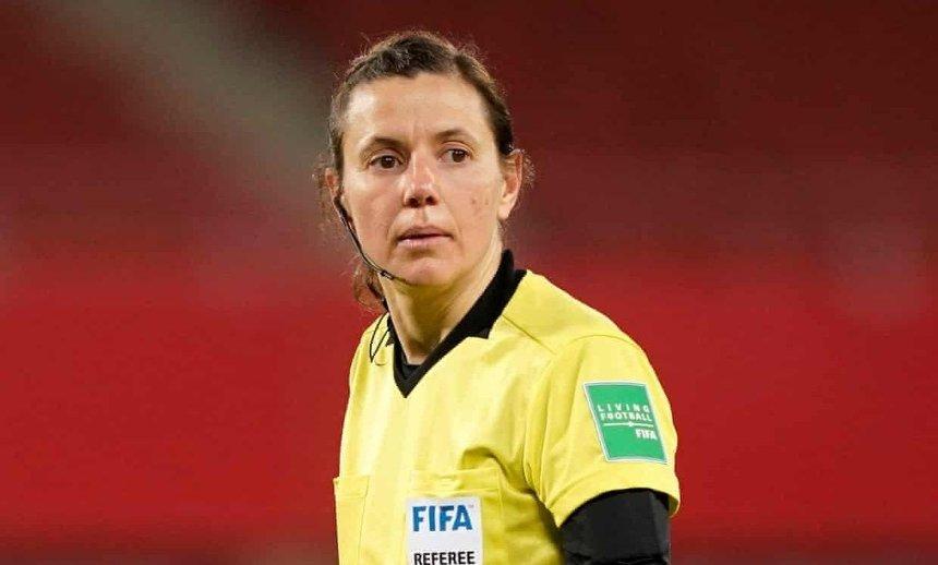 Украинка стала одной из первых женщин-арбитров на матчах мужского ЧМ по футболу