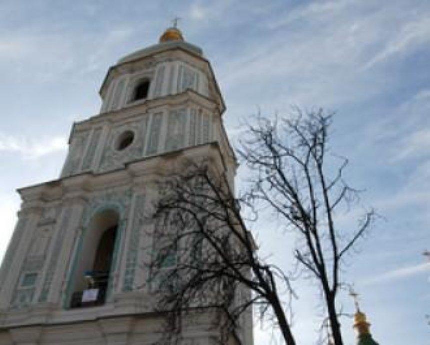 Суд запретил строительство возле Софии Киевской