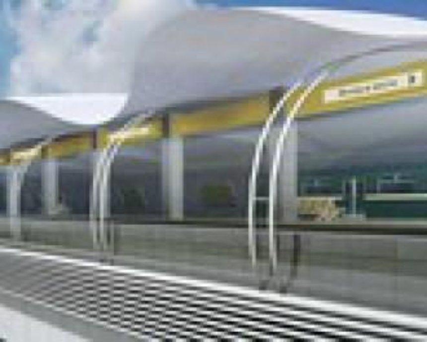 Открытие первой станции метро на Троещину не за горами