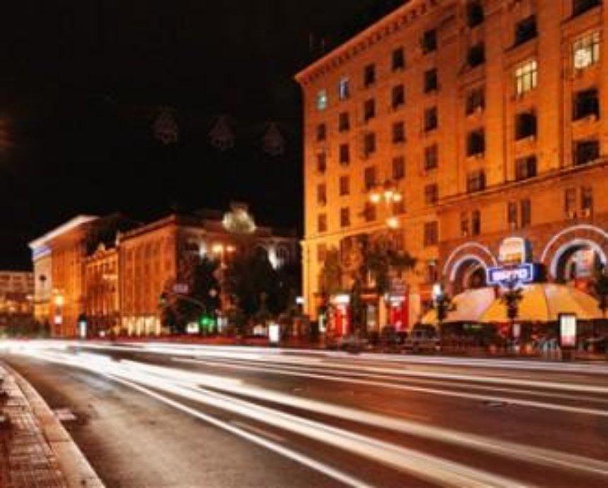 На ЕВРО перекроют Крещатик и 16 столичных улиц