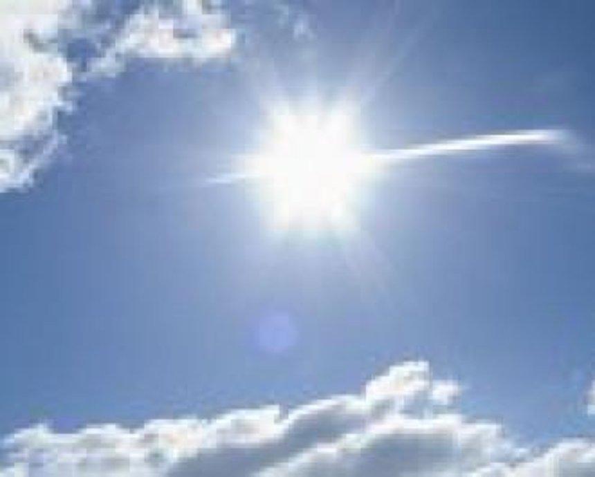 Сегодня в столице до +29°, без осадков