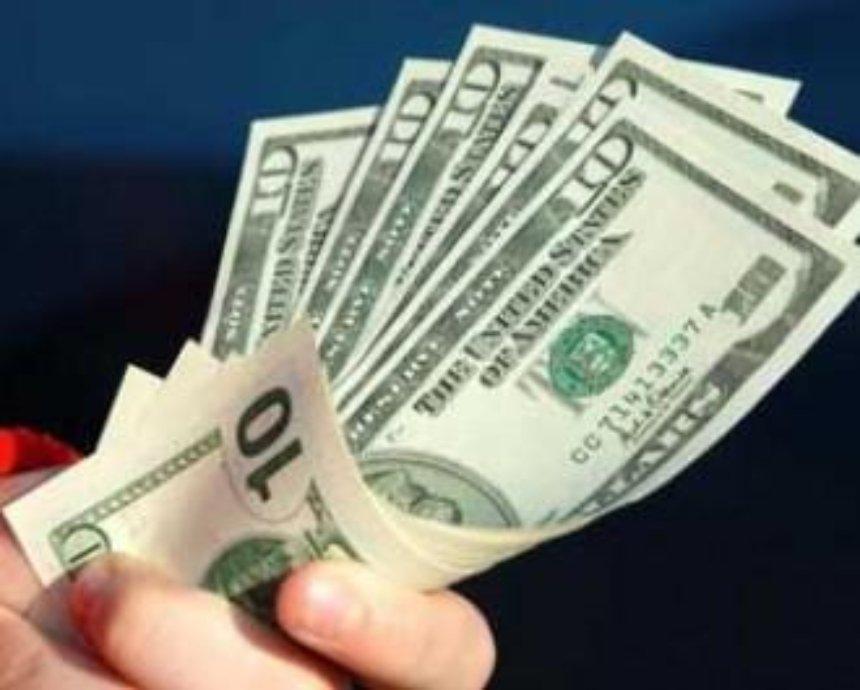 Спрос на иностранную валюту снизился в пять раз