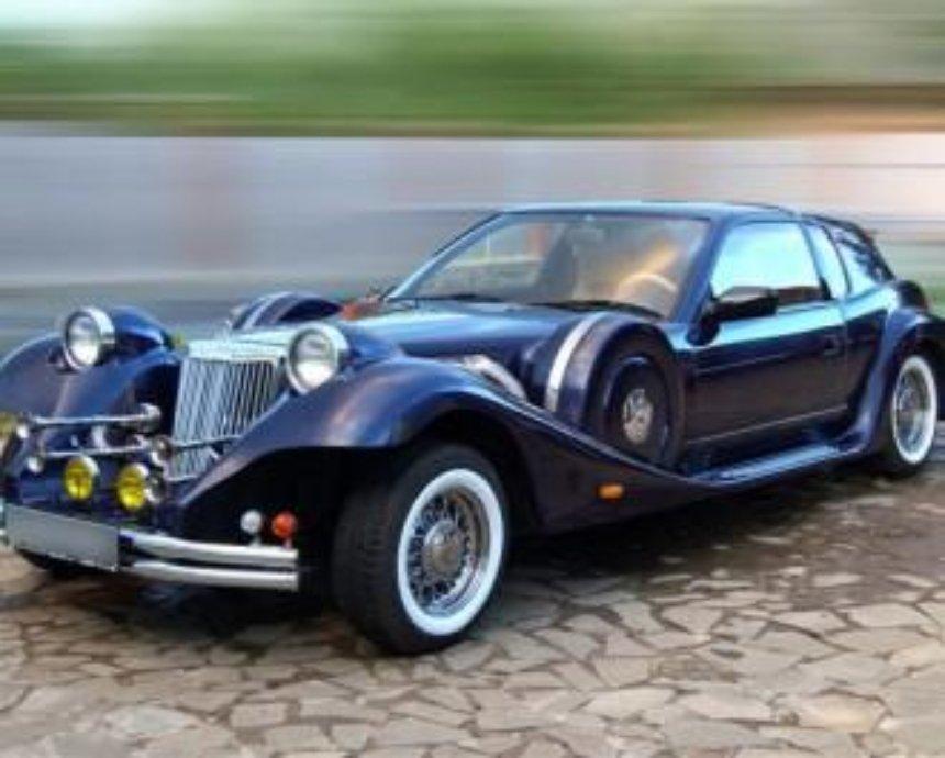 В столице пройдет выставка ретро и эксклюзивных авто