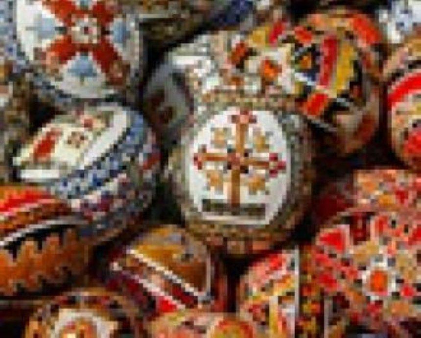 Киевлян приглашают отпраздновать Пасху на Крещатике