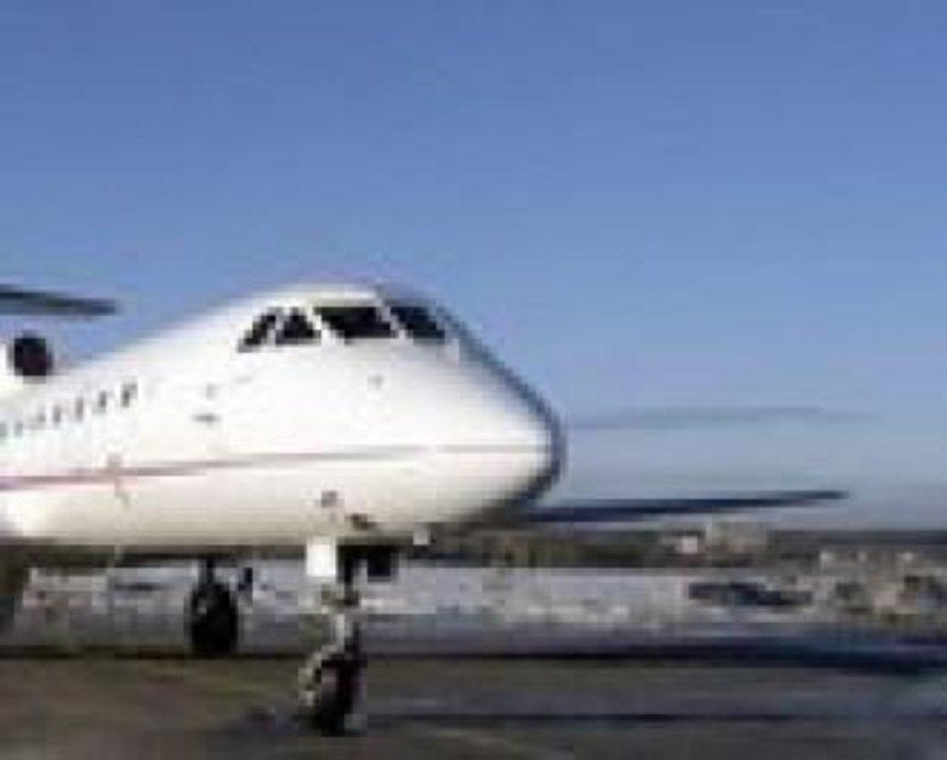 Киевские аэропорты будут готовы встретить туристов Евро через две недели