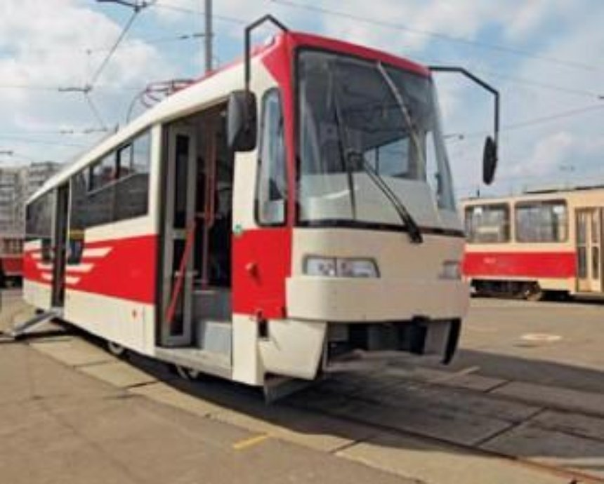 Спустя 50 лет в Киеве снова делают трамваи