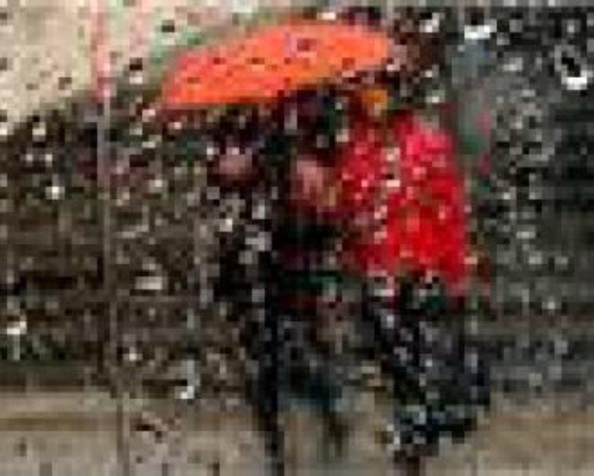 В Киеве до 17° тепла, дождь