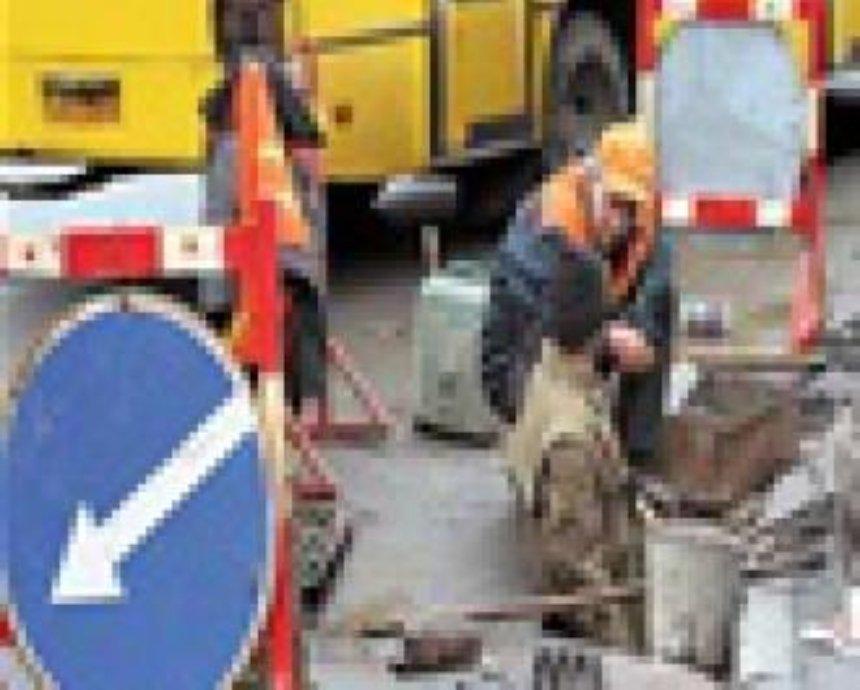 Ко Дню Победы завершат реконструкцию проспекта Бажана