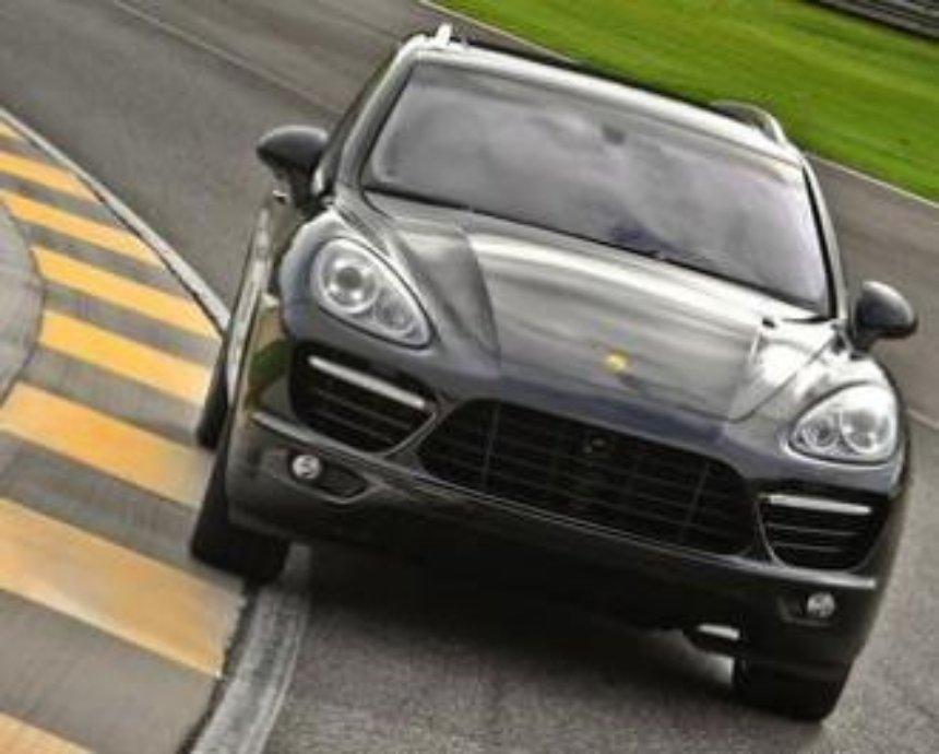 Киевлянка продала «Porsche» за тысячу гривен